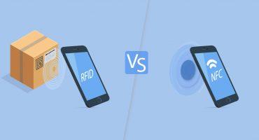 تفاوت بین تکنولوژی RFID و تکنولوژی NFC