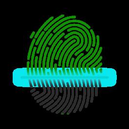 اپلت تطبیق بیومتریک اثر انگشت (Finger MOC)