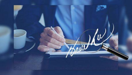 مقدمهای بر احراز هویت از روی تطبیق امضا