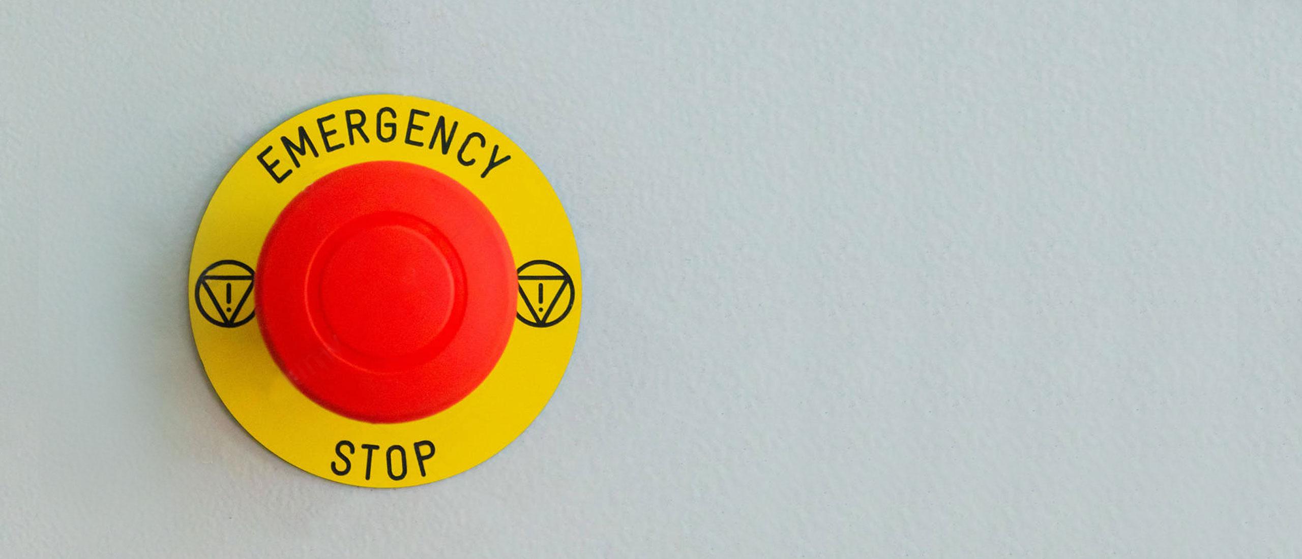 ویژگی های کنترل اضطراری
